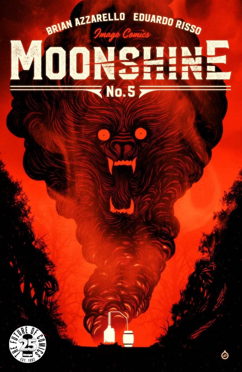Moonshine #5 CVR B Doe