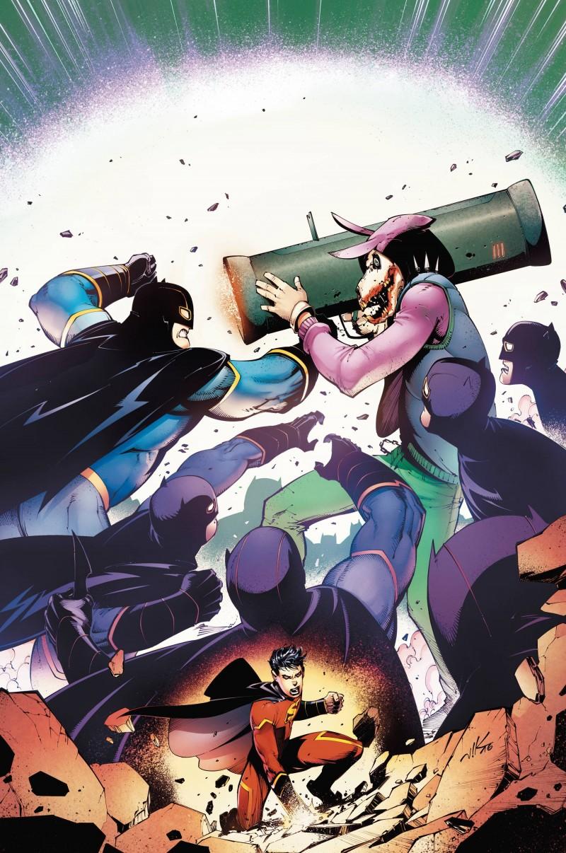 New Super Man #8 CVR A