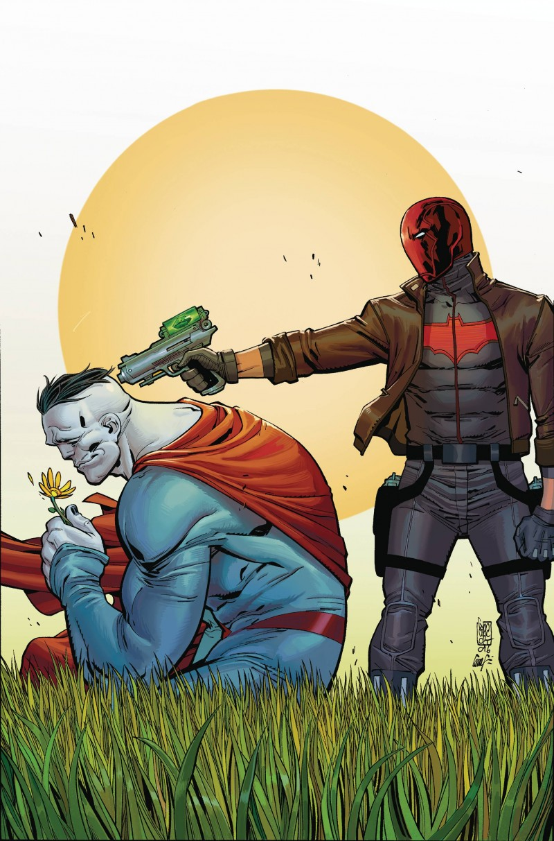 Red Hood and the Outlaws  #7 CVR A