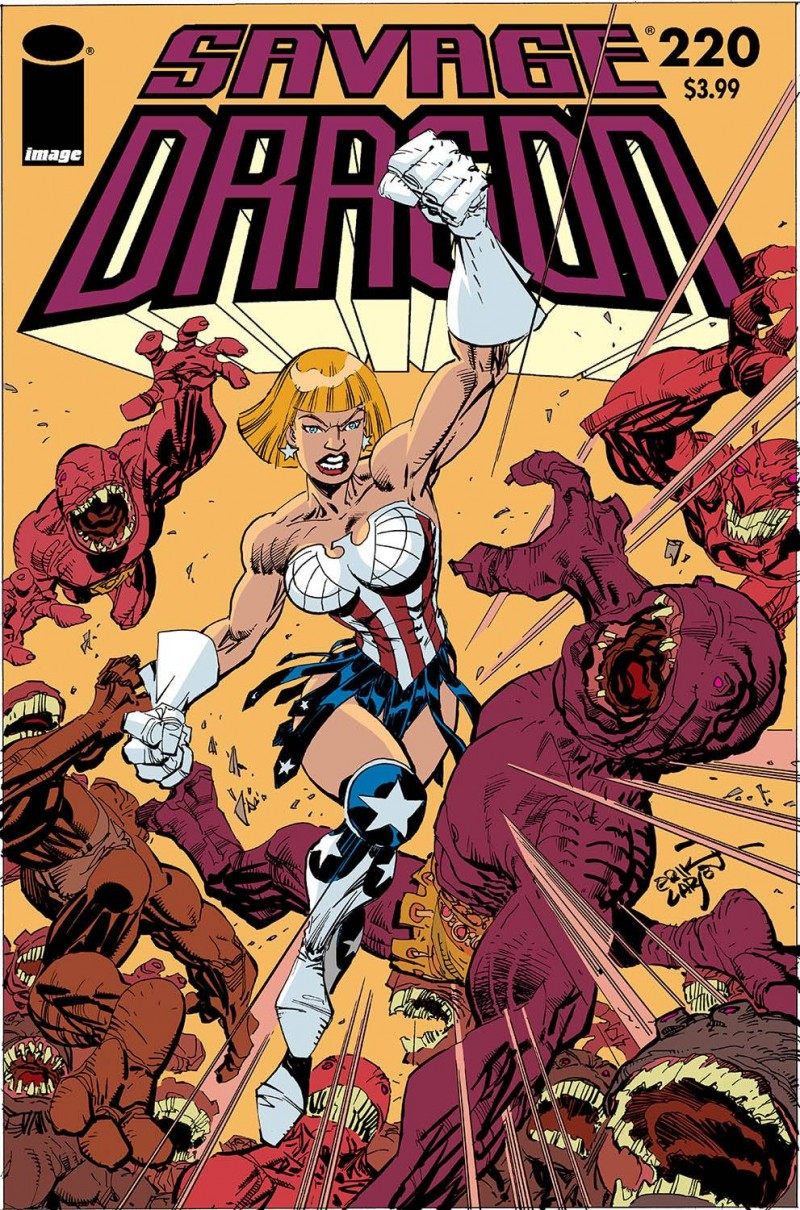 Savage Dragon V2 #220