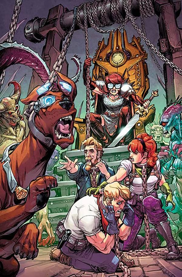 Scooby Apocalypse #10 CVR A