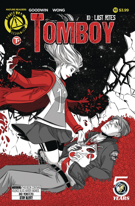 Tomboy #10 CVR A