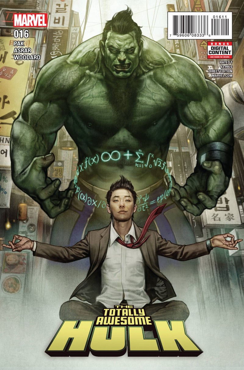 Totally Awesome Hulk #16