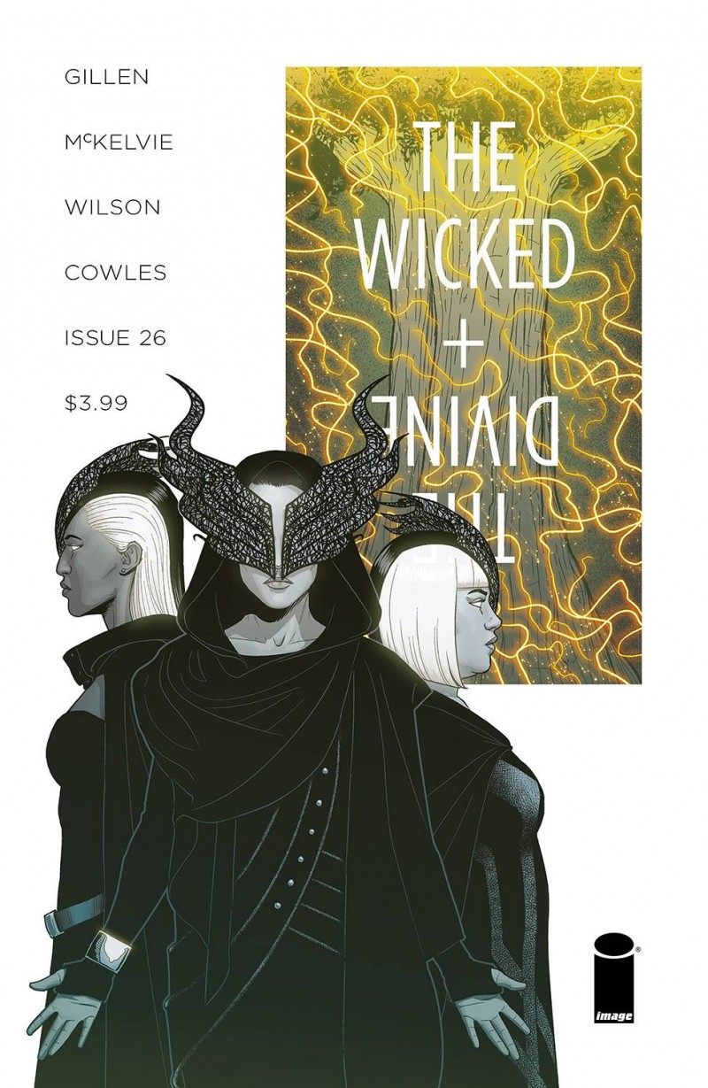 Wicked and Divine #26 CVR A McKelvie