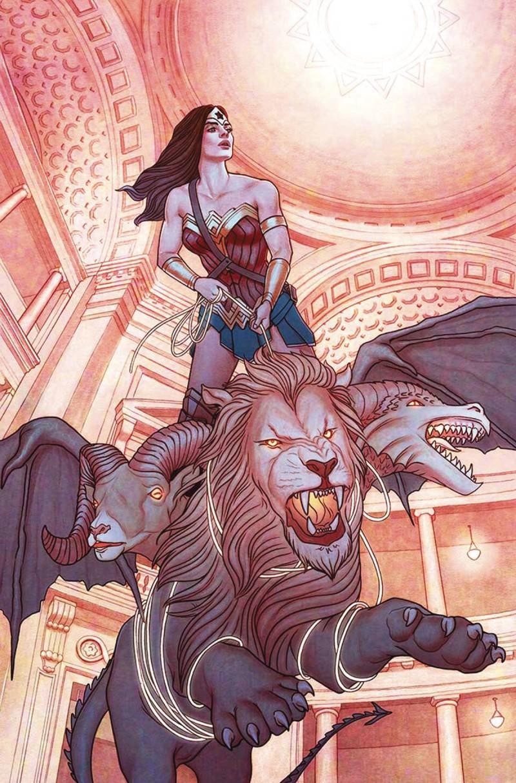 Wonder Woman V5 #16 CVR B