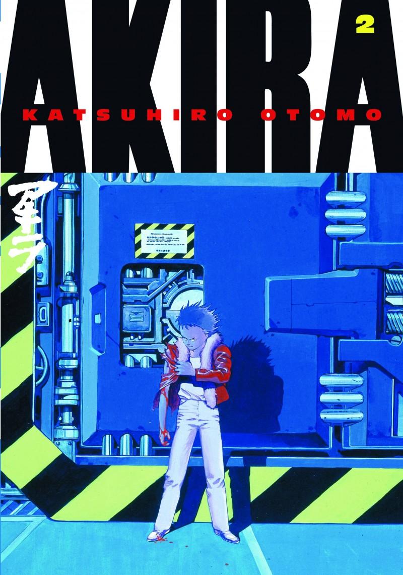Akira GN Kodansha Edition V2