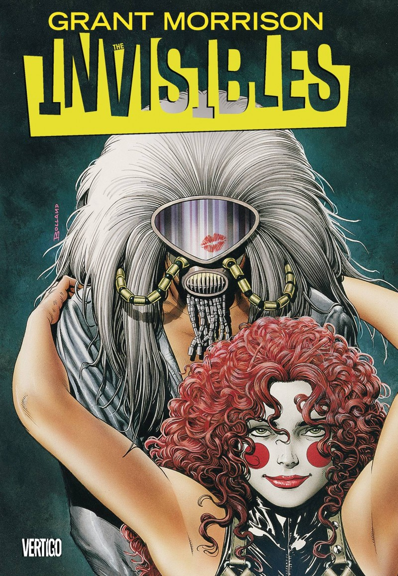 Invisibles TP Deluxe Edition