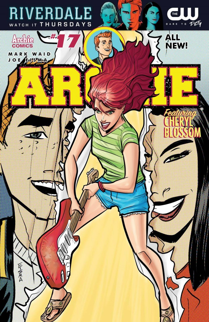 Archie V2 #17 CVR A Eisma