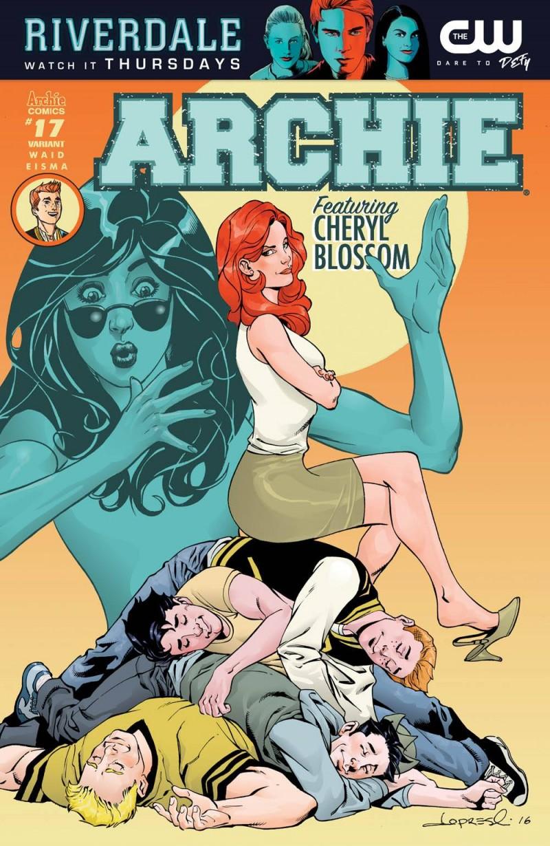 Archie V2 #17 CVR B Lopresti
