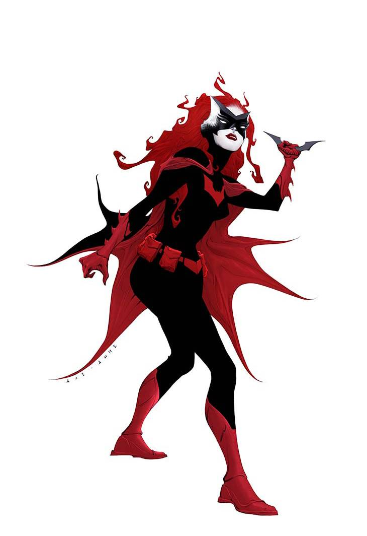 Batwoman V2 Rebirth One-Shot CVR B