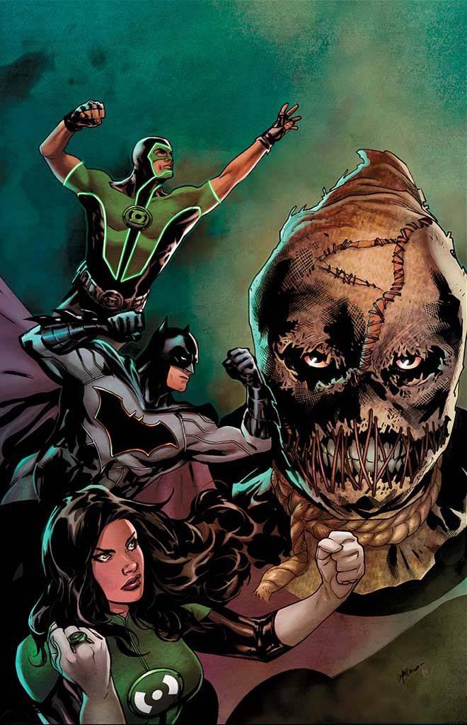 Green Lanterns #17 CVR B