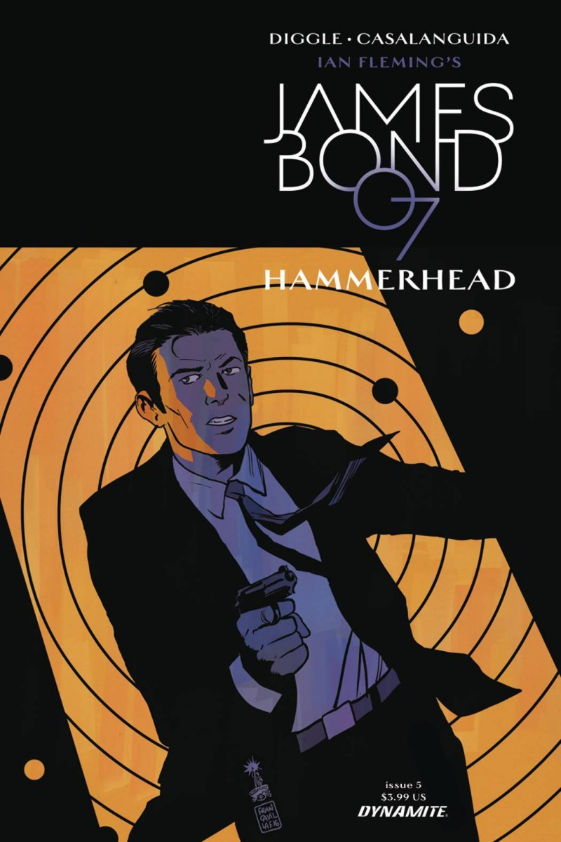 James Bond Hammerhead #5