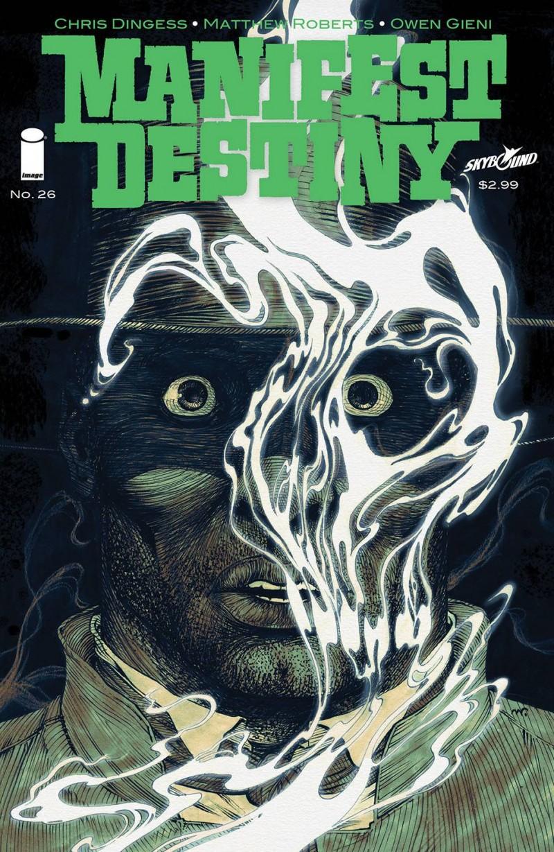 Manifest Destiny #26 CVR A