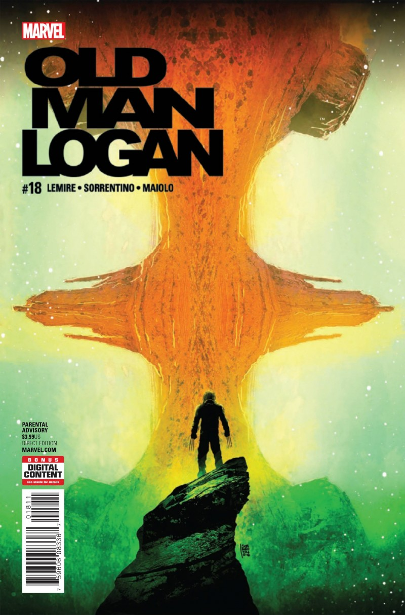 Old Man Logan V2 #18