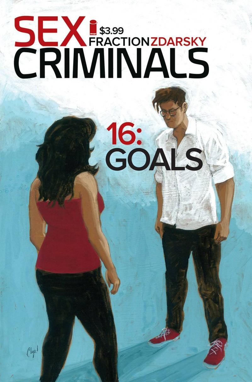 Sex Criminals #16 CVR A