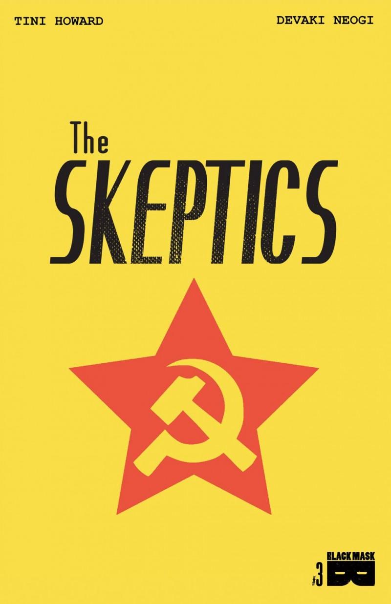 Skeptics #3