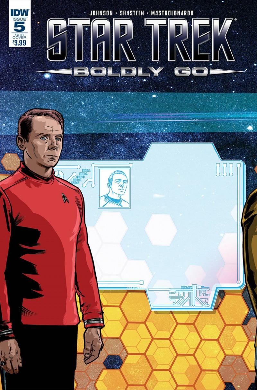 Star Trek Boldy Go #5 CVR B