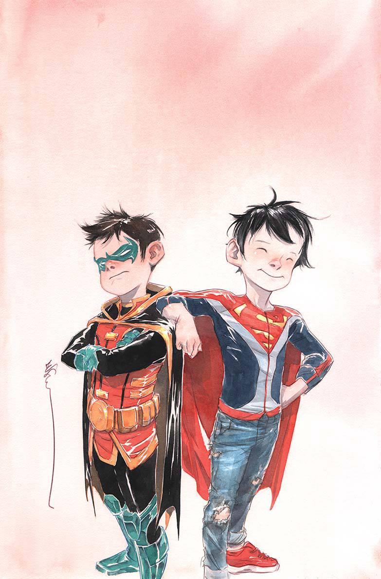 Super Sons #1 CVR B
