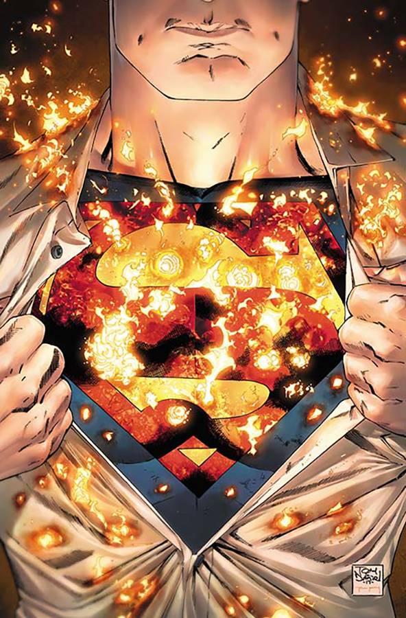Superman V4 #17 CVR B