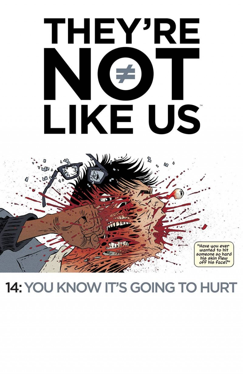 Theyre Not Like Us #14