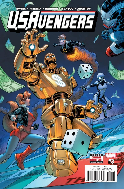US Avengers #3