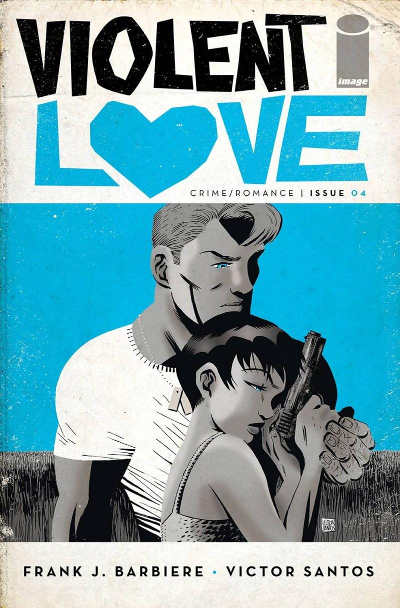 Violent Love #4 CVR A