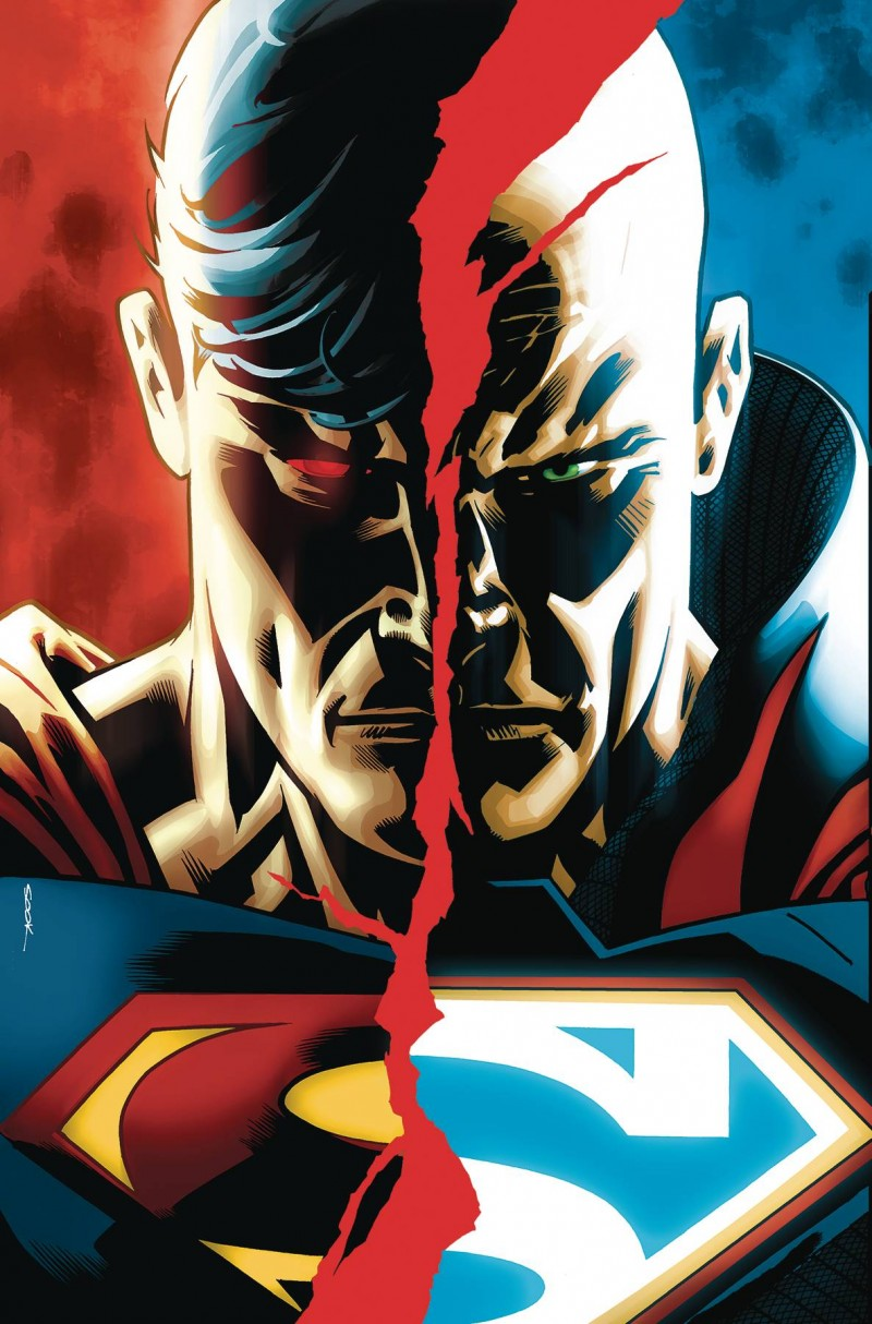 Action Comics TP Rebirth V1 Path of Doom