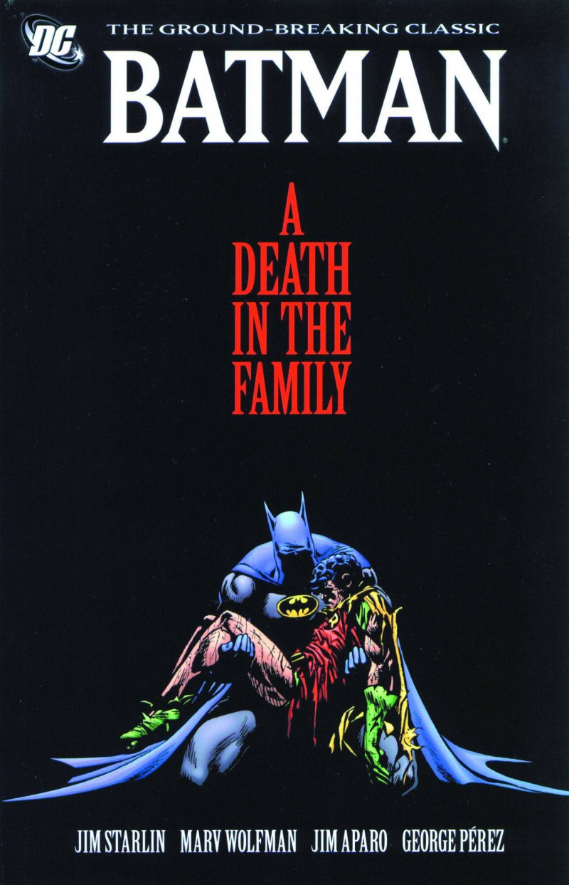 Batman TP Death in the Family