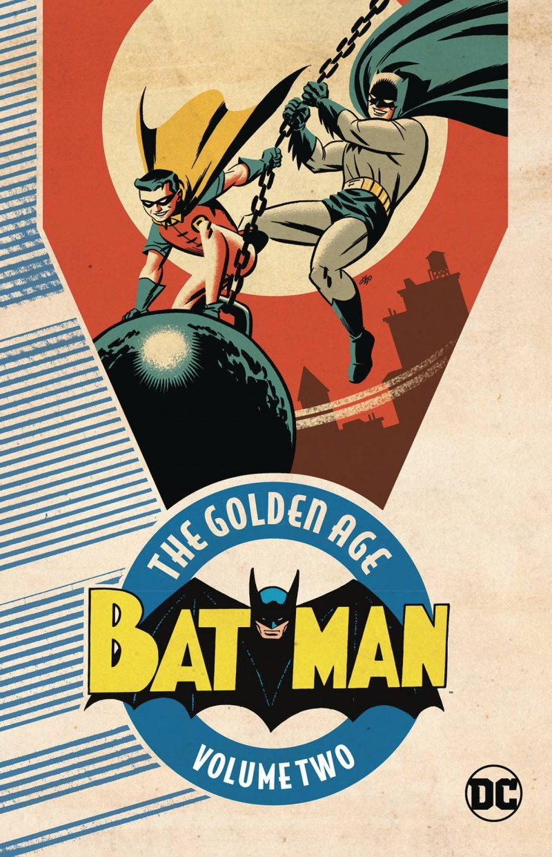 Batman TP Golden Age V2