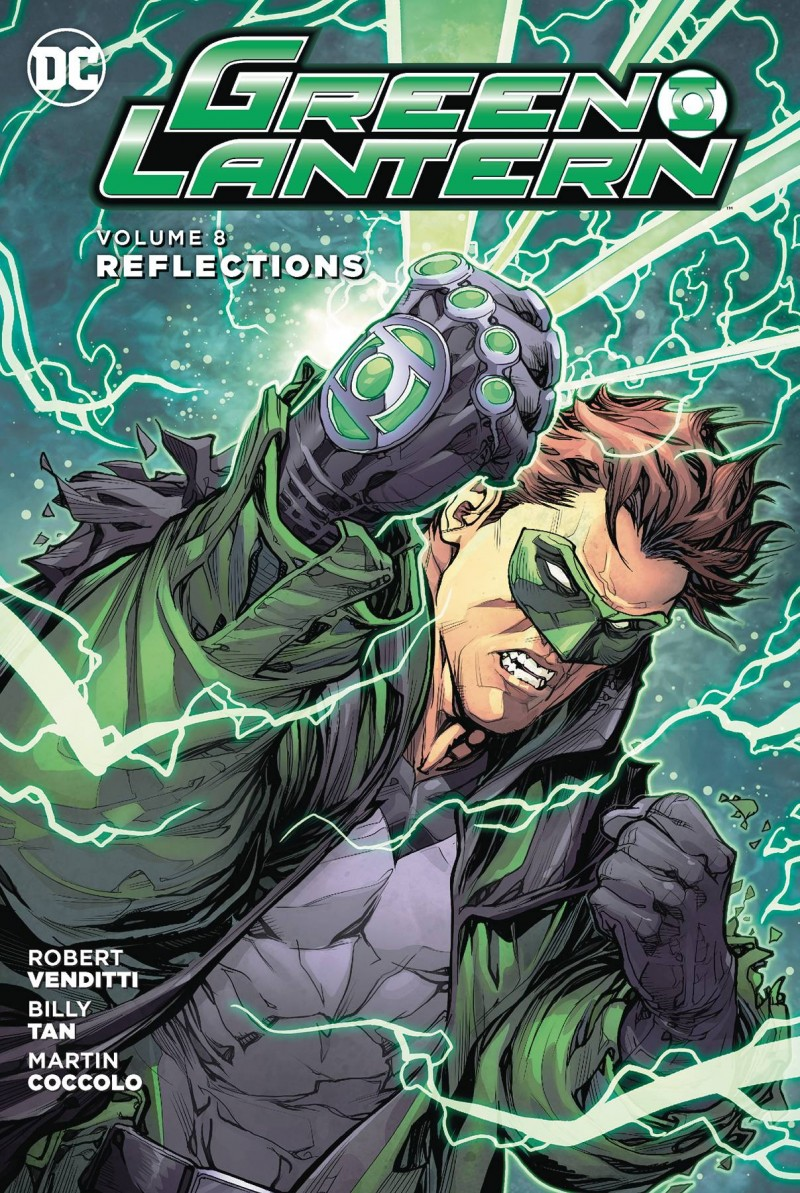 Green Lantern TP New 52 V8 Reflections