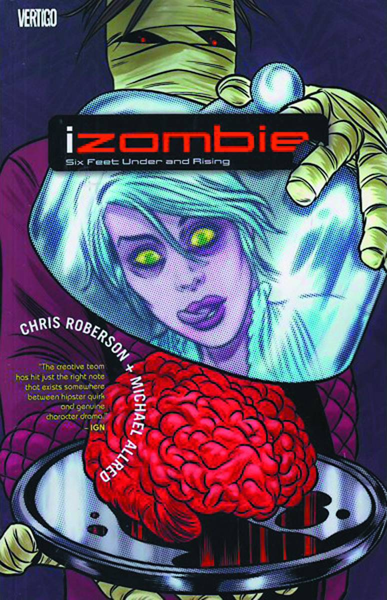 Izombie TP  Six Feet Under and Rising