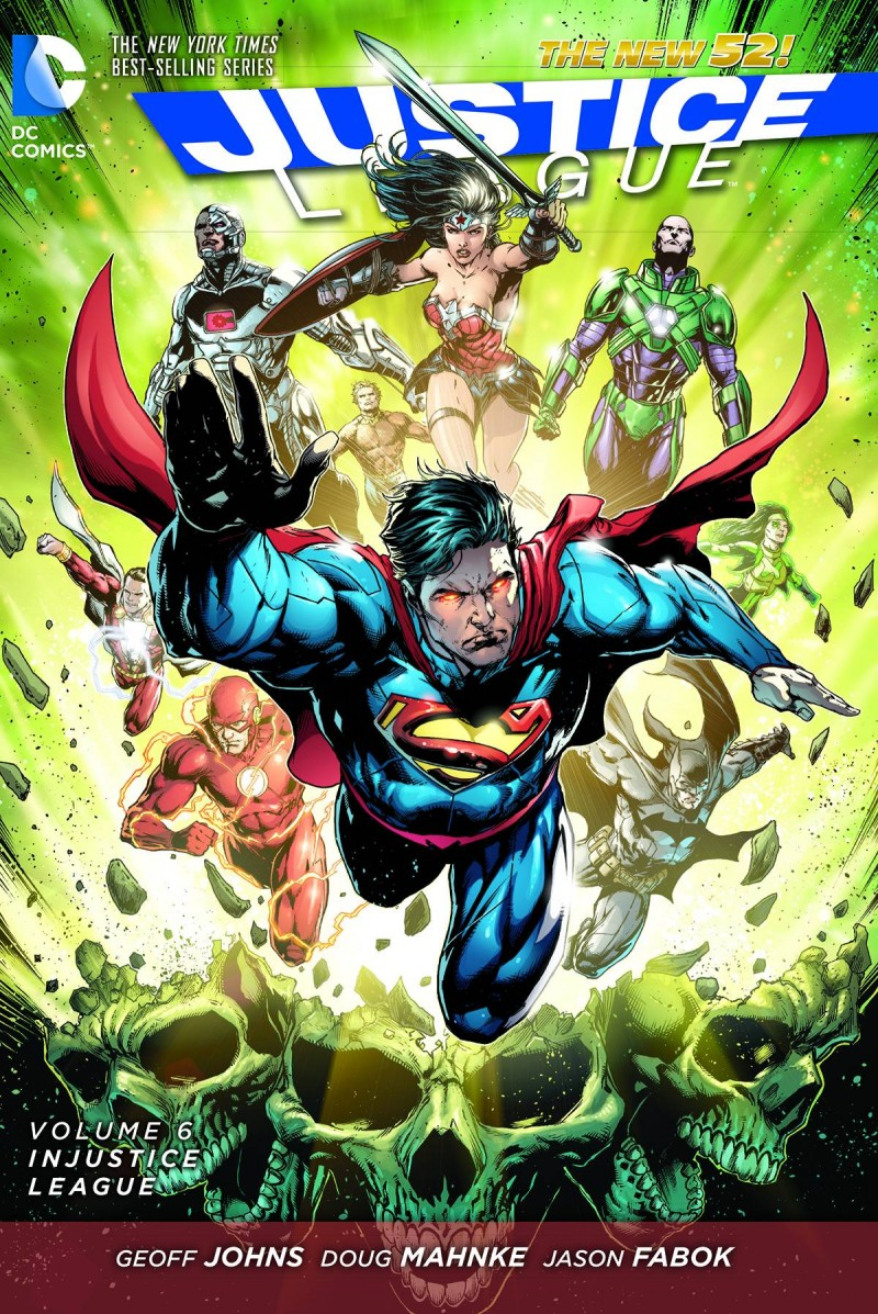 Justice League TP New 52 V6 injustice League