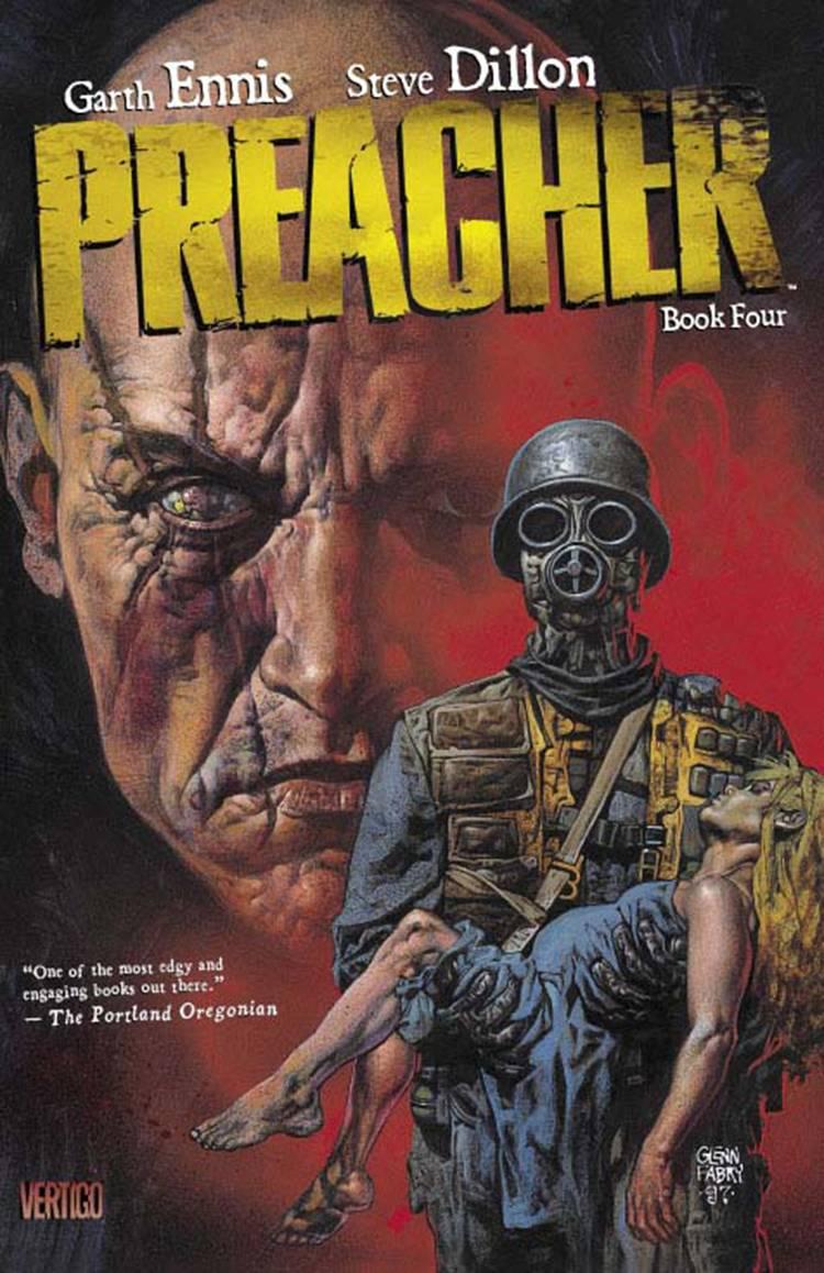 Preacher TP New Edition V4