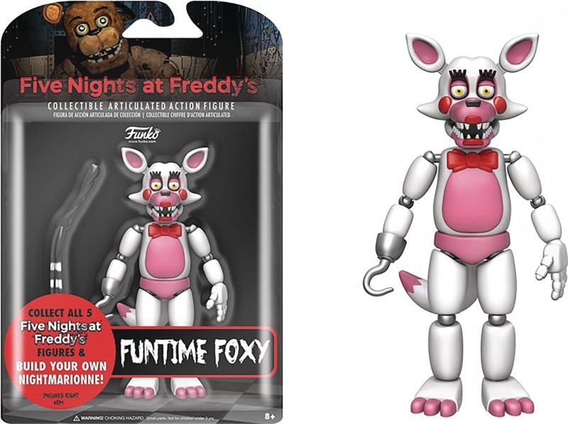 Five Nights at Freddys AF Fun Time Foxy