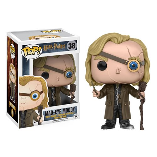 Funko Pop Harry Potter Mad Eye Moody