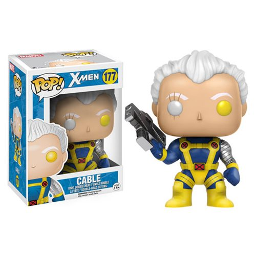 Funko Pop Marvel X-Men Cable
