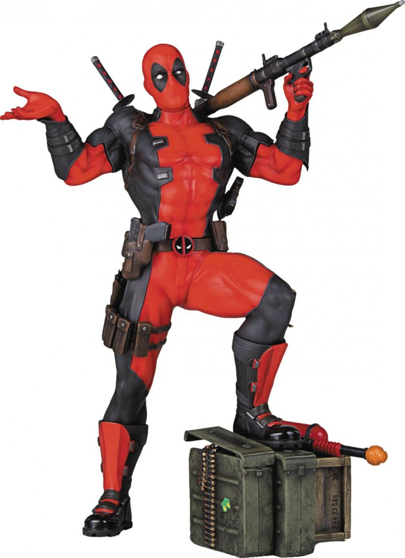 Marvel Statue Deadpool Collectors Gallery
