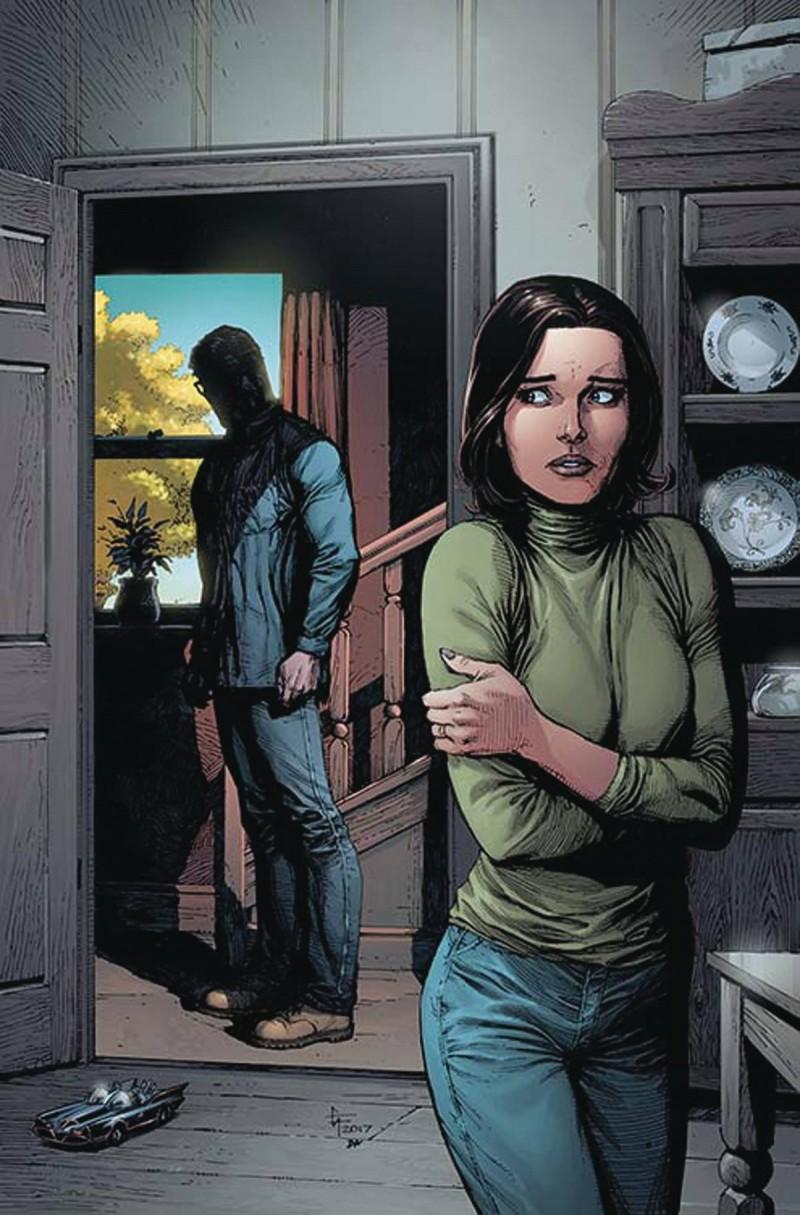 Action Comics #974 CVR B
