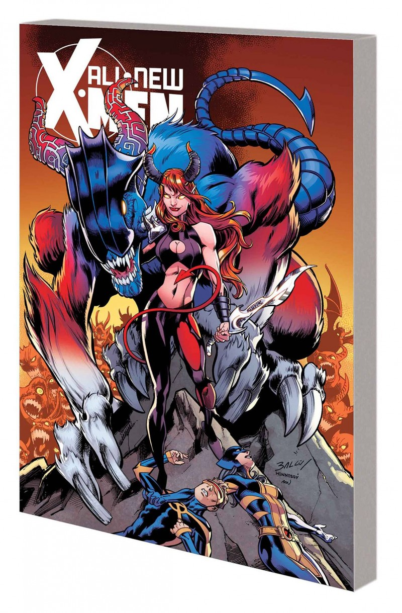 All New X-Men TP Inevitable V3 Hell Hath So Much