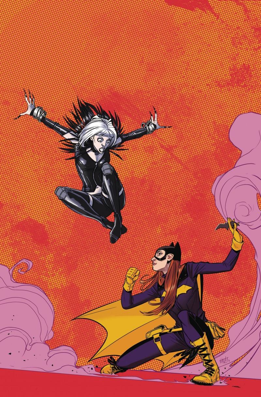 Batgirl V5 #8 CVR B