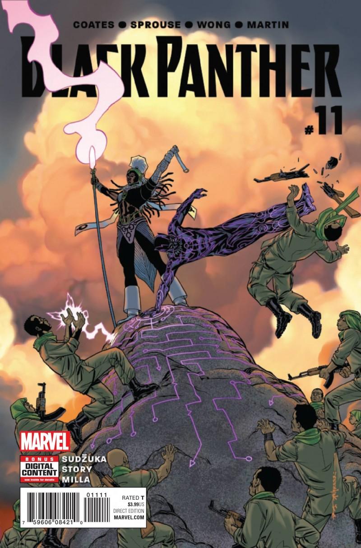 Black Panther V5 #11