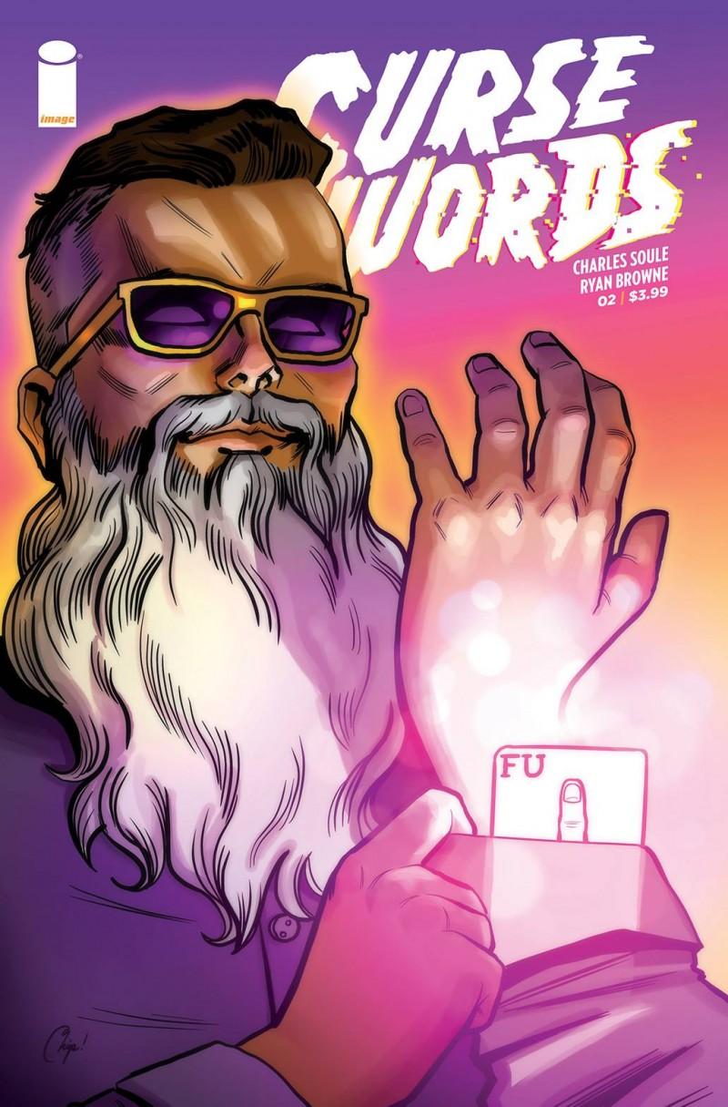 Curse Words #2 CVR B Zdarsky