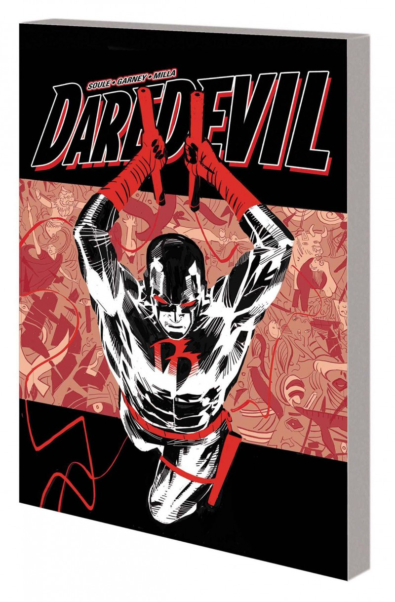 Daredevil TP Back in Black V3 Dark Art