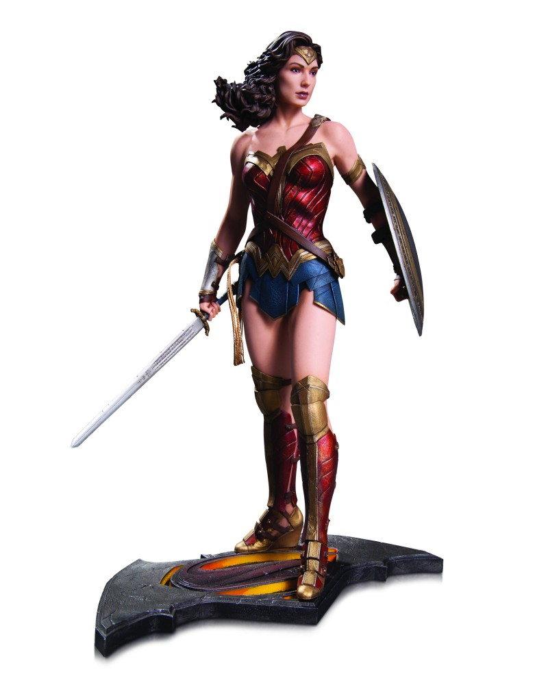 DC Statue BVS Wonder Woman