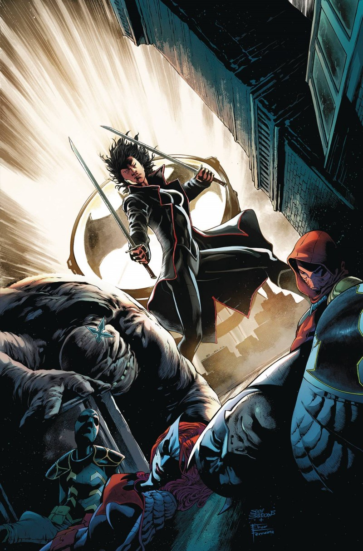 Detective Comics #951 CVR A