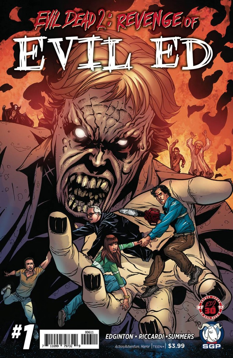 Evil Dead 2 Revenge of Evil #1
