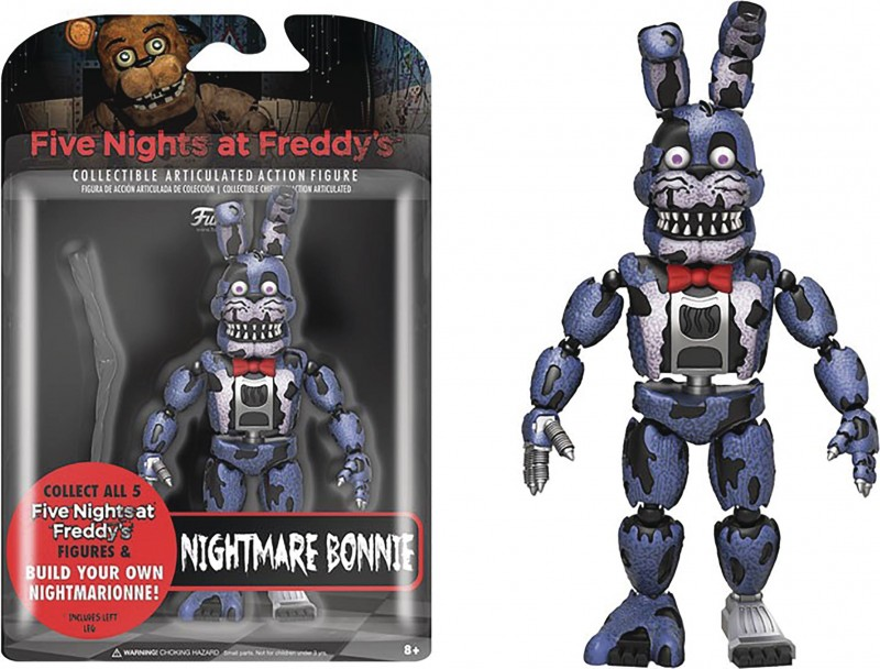 Five Nights at Freddys AF Nightmare Bonnie