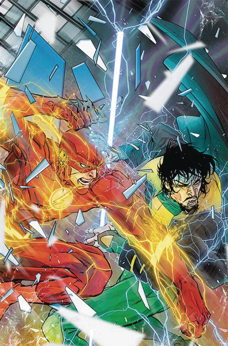 Flash V7 #17 CVR A