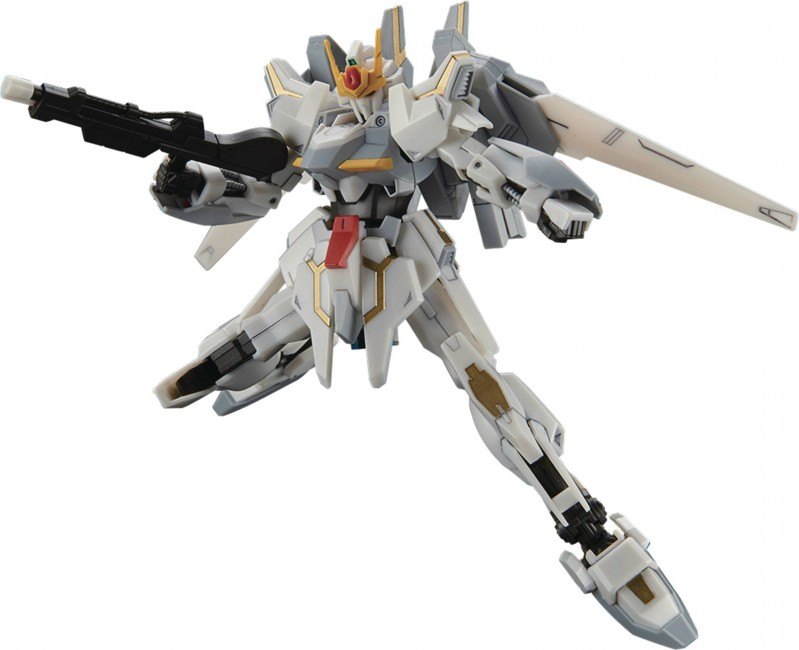 Gundam HGBF 1/144 Lunagazer Gundam Build Fighters AR