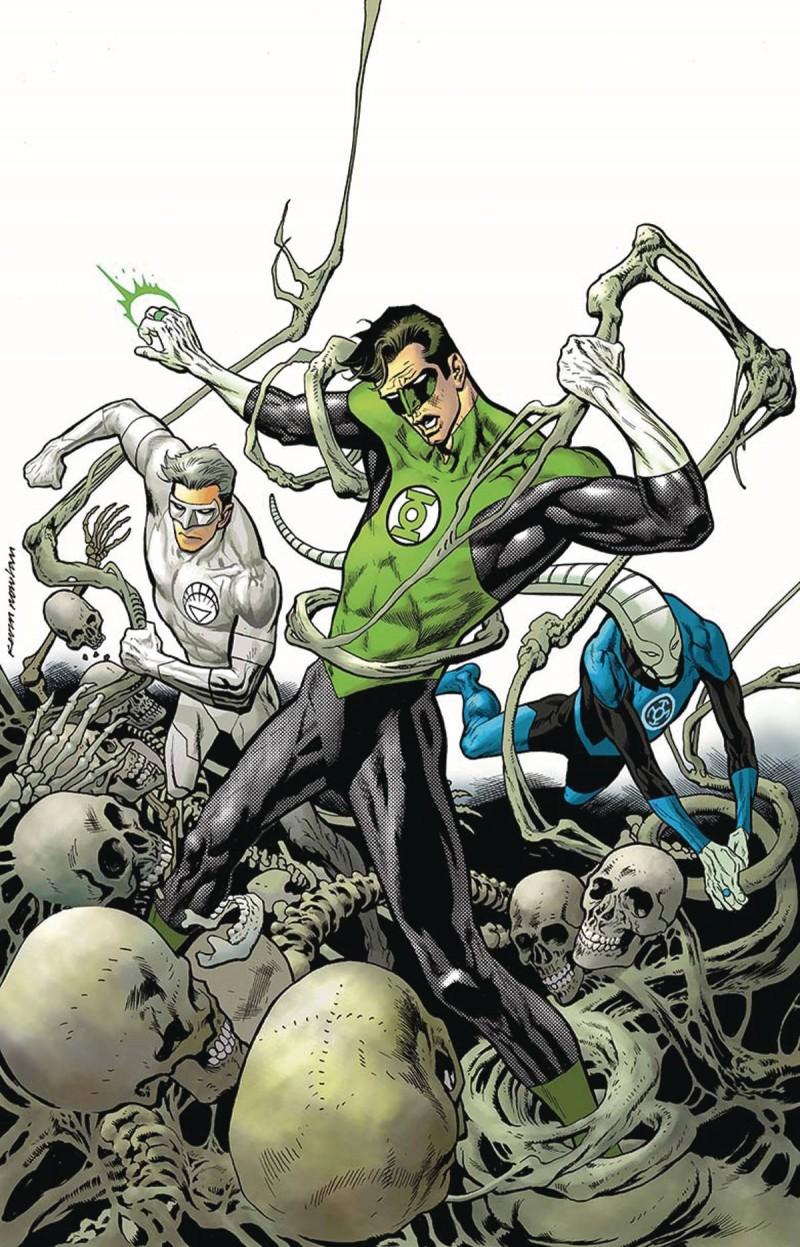 Hal Jordan and the Green Lantern Corps #15 CVR B